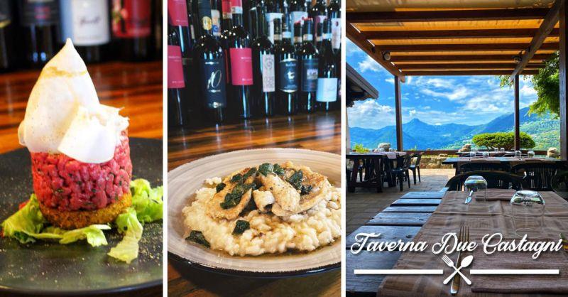 Offerta piatti tradizionali di carne Val D'intelvi – promozione ristorante di carne e pizza
