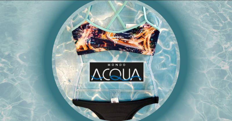 MONDOACQUA Offerta bikini per piscina Michael Phelps - occasione bikini da nuoto Michael Phelps