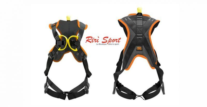 offerta imbracatura di sicurezza Kong HHo per lavoro e montagna - occasione attrezzature sport
