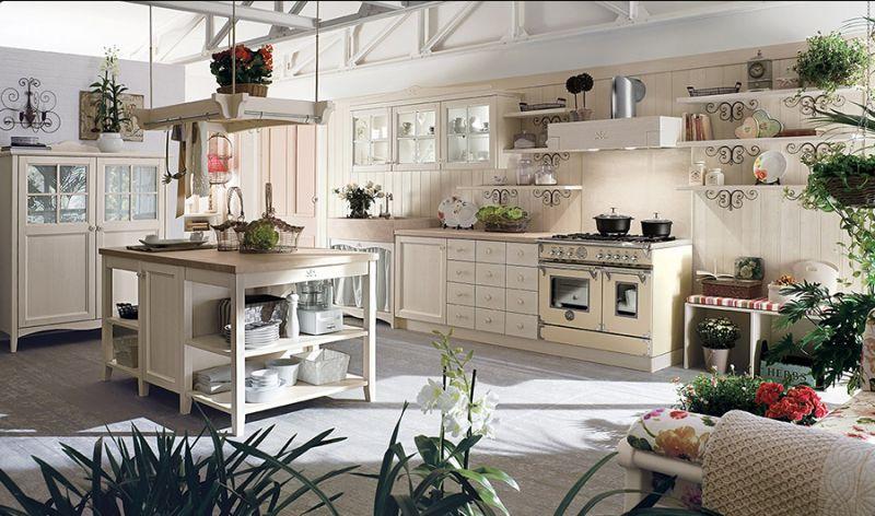 Shabby Chic, mobili, cucine, soggiorni, accessori per la... - SiHappy