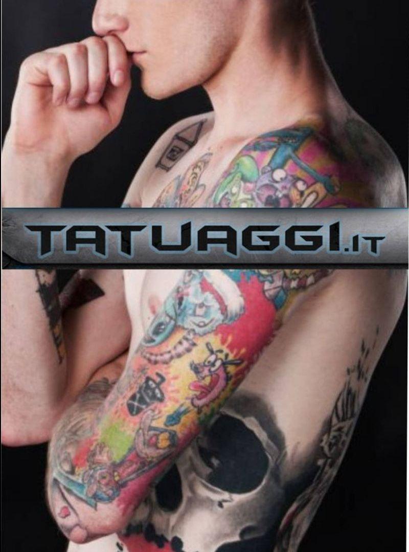 offerta tatuaggi bellissimi a macerata - promozione tattoo originali a macerata